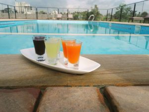 Jakson Inns Phaltan with Swimming Pool