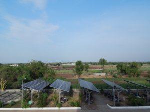 Eco friendly hotel at Phaltan