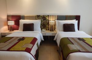Hotel Rooms at Jakson Inns Phaltan