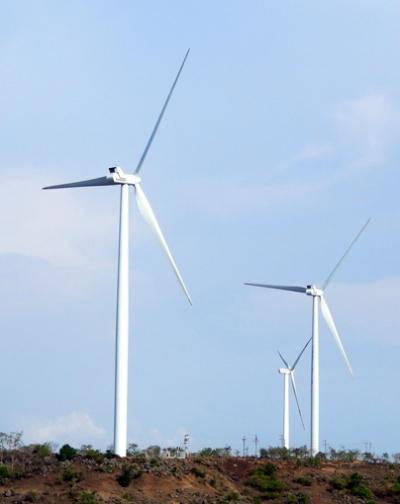 Pussegaon Windmills
