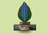 IGBC platinum award
