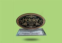 Hotelier award 2018